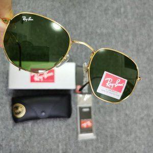 Hexagonal sunglasses 3548N 52 mm